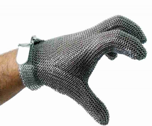 stainless steel mesh glove suppliers china